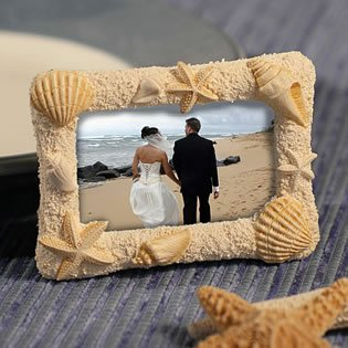 Beach Themed Photo Frames